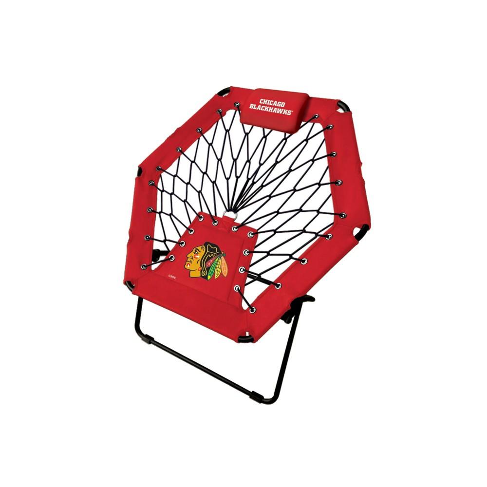 NHL Chicago Blackhawks Premium Bungee Chair