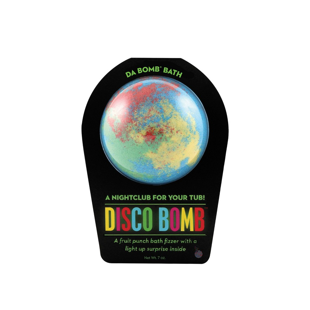 Image of Da Bomb Bath Fizzers Disco Bath Bomb - 7oz