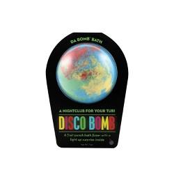 Da Bomb Bath Fizzers Disco Bath Bomb - 7oz