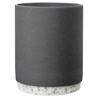 Marcello Stone Wastebasket - Allure®