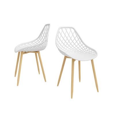 2pk Kurv Dining Chair - Jamesdar