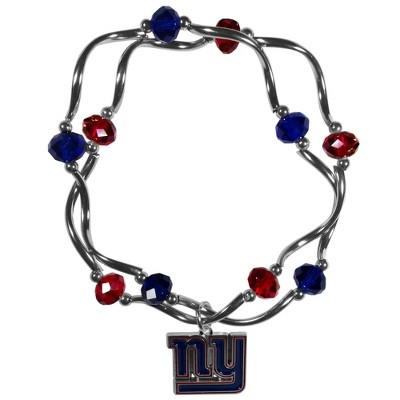 NFL Stretch Bead Bracelet