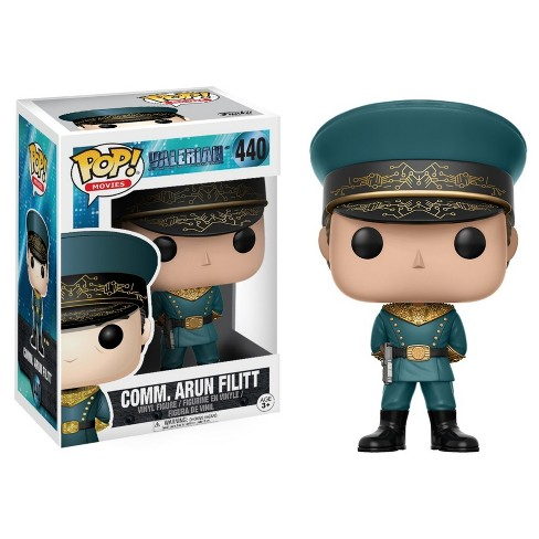 Funko POP Movies: Valerian - Commander Arun Filitt  Mini Figure - image 1 of 1