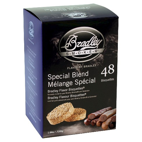 Special Blend Bisquettes Pack Of 48 Smoker Box - Bradley Smoker - image 1 of 1