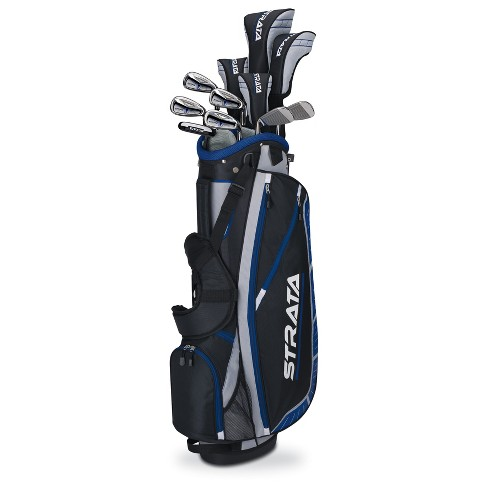 Strata Plus Men's Right Handed Golf Club Sets - image 1 of 1