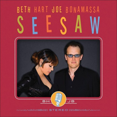 Beth hart - Seesaw (CD) - image 1 of 1