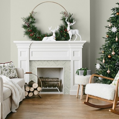 Modern Classic Holiday Living Room Decor Collection : Target