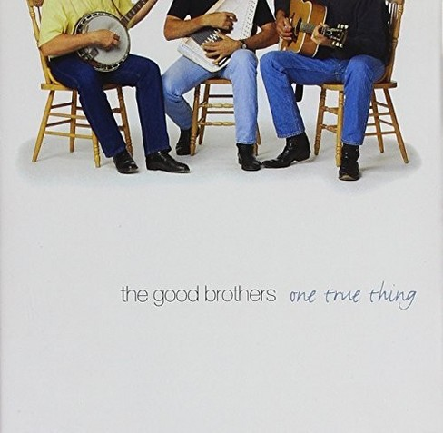 Good brothers - One true thing (CD) - image 1 of 1