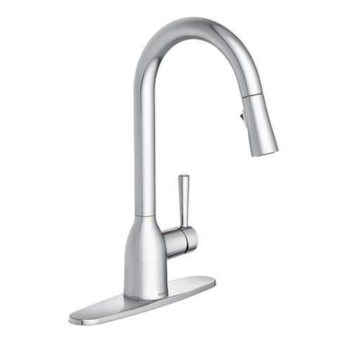 Moen 87233 Adler 1 5 Gpm Single Hole Pull Down Kitchen Faucet Target