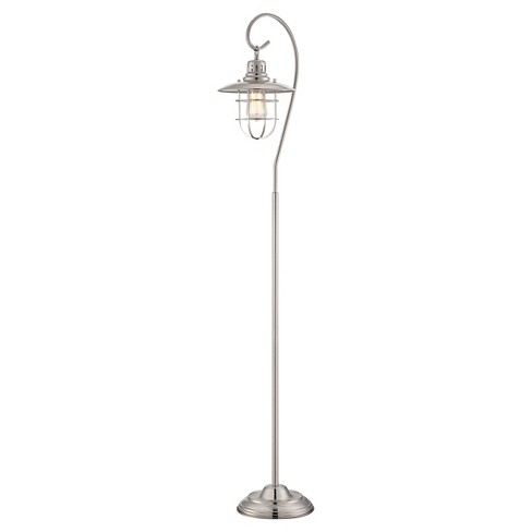 Lanterna II 1 Light Floor Lamp - Polished Steel - image 1 of 2