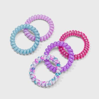 Girls' 5pk Cord Twisters - Cat & Jack™