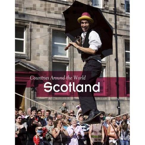 Scotland - (Countries Around the World (Paperback)) by  Melanie Waldron (Paperback) - image 1 of 1