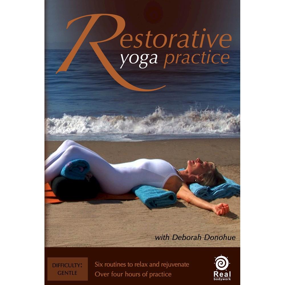 Restorative Yoga Practice:Gentle Begi (Dvd)