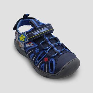 Toddler Boys' PAW Patrol Hiking Sandals - Blue 6