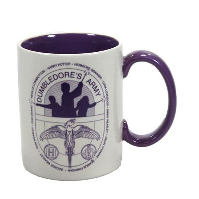 "Tabletop 4.0"" Dumbledore's Army Mug Harry Potter Wizard Enesco  -  Drinkware"
