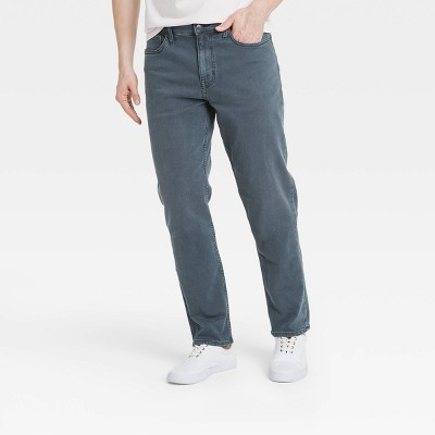Men's Athletic Fit Relaxed Jeans - Goodfellow & Co™