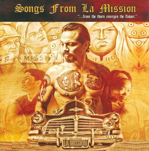 La mission - Songs from la mission (CD) - image 1 of 1