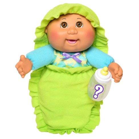 """Cabbage Patch Kids 9"""" Deluxe Lil' Surprise Reveal - image 1 of 2"""