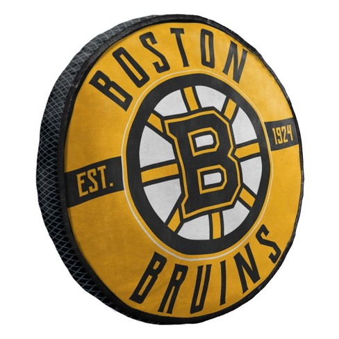 NHL Boston Bruins Cloud Pillow - image 1 of 3