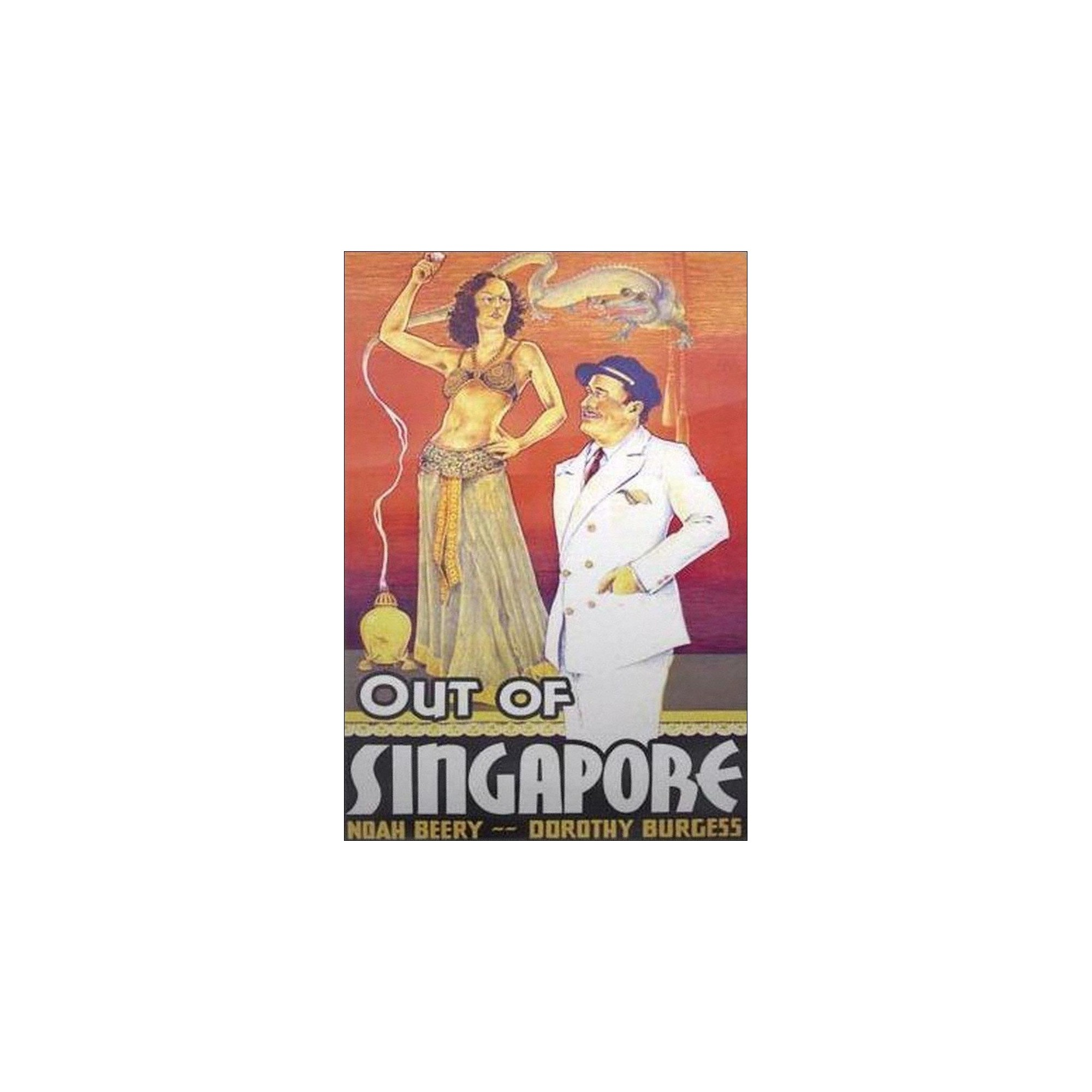 Out Of Singapore (Dvd), Movies