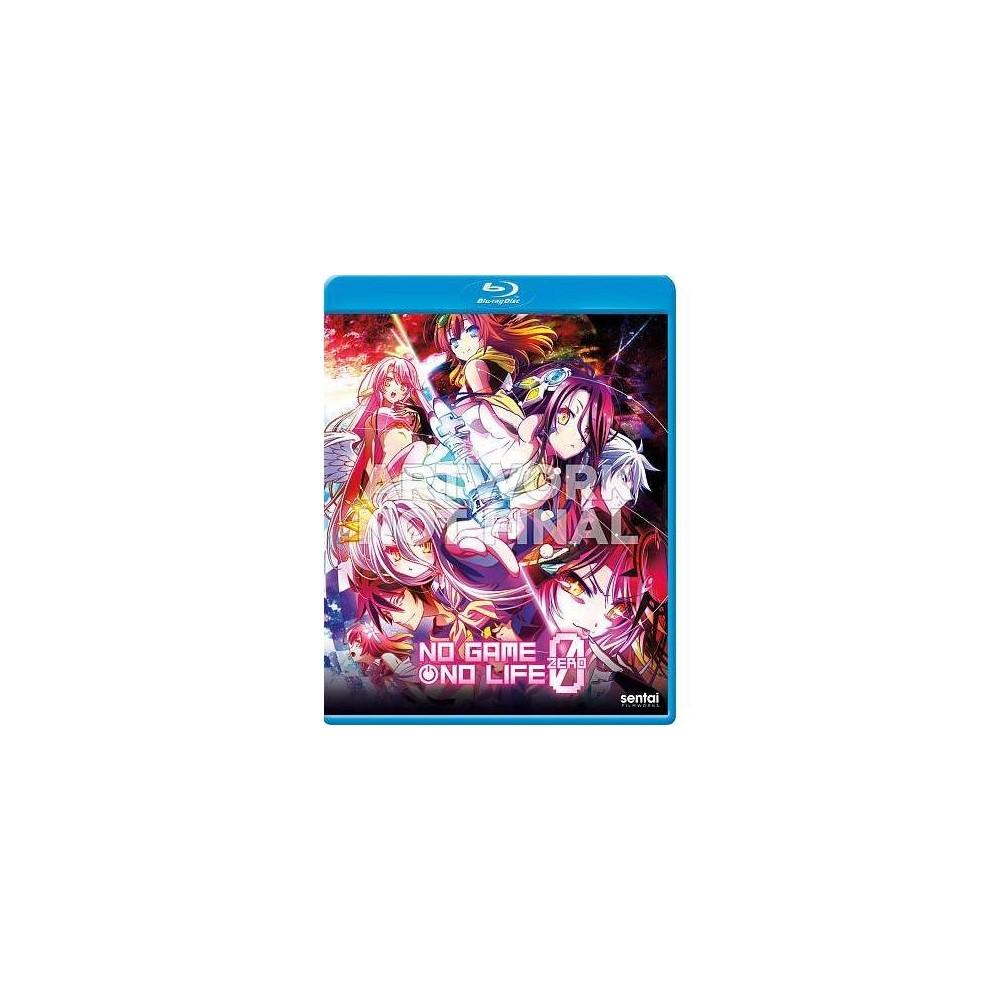 No Game No Life Zero (Blu-ray)