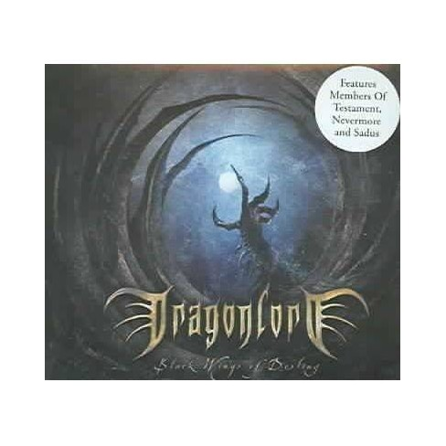 Dragonlord - Black Wings Of Destiny (CD) - image 1 of 1