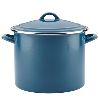 Ayesha Curry 12qt Home Collection Enamel on Steel Stockpot
