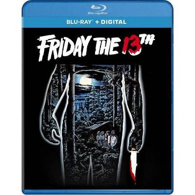 Friday the 13th (Blu-ray + Digital)