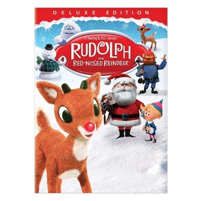 Rudolph The Red Nosed Reindeer Deluxe Edition (DVD)