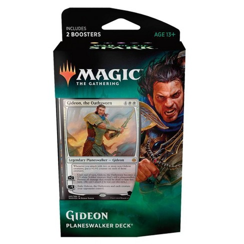 Magic: The Gathering War of Spark Planeswalker Deck-Gideon, the Oathsworn - image 1 of 3