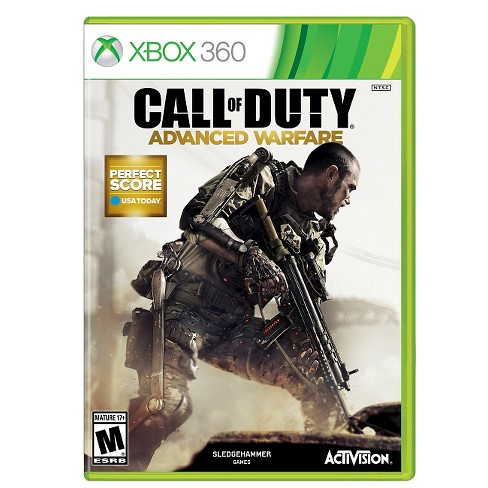 Call of Duty: Advanced Warfare Standard Edition Xbox 360 - image 1 of 2