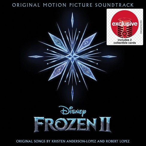 Various Artists - Frozen 2 (Original Motion Picture Soundtrack) (Target Exclusive, CD) - image 1 of 1
