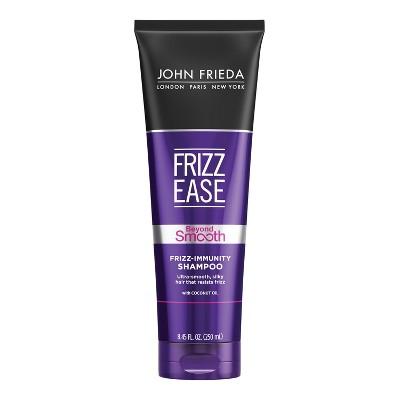 Shampoo & Conditioner: John Frieda Frizz Ease