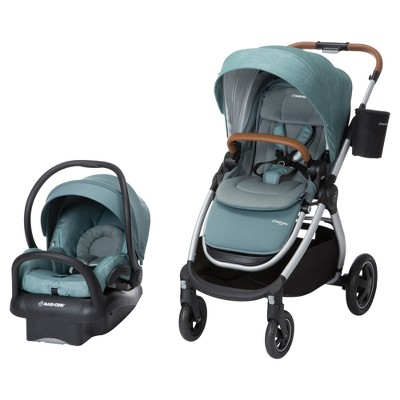 Maxi-Cosi® Adorra 2.0 Travel System - Nomad Green