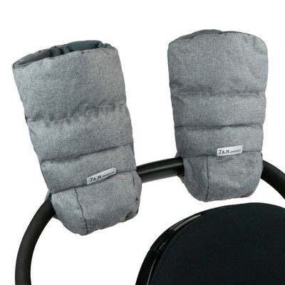 7AM Enfant Warmmuffs Stroller Gloves - Heather Gray