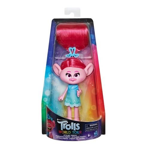 Dreamworks Trolls Stylin Poppy Target