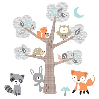 Bedtime Originals Woodland Friends Wall Decals