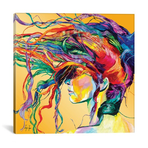 Windswept by Linzi Lynn Canvas Print 26 x 26 - iCanvas - image 1 of 2