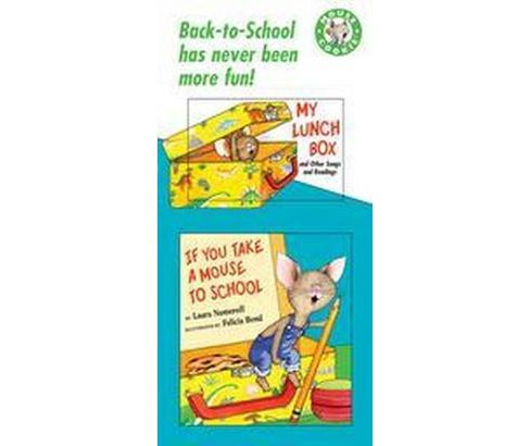 Si llevas un raton a la escuela / If You Take a Mouse to School (Bilingual) (Hardcover) (Laura Joffe - image 1 of 1