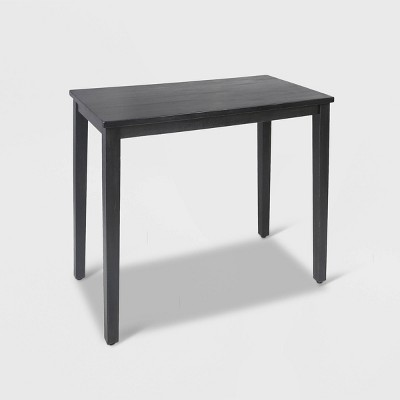 """51"""" Broughton Rectangle Contemporary Bar Height Table Dark Gray - Christopher Knight Home"""