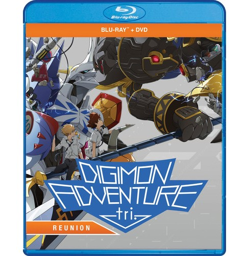 Digimon Adventure Tri:Reunion (Blu-ray) - image 1 of 1