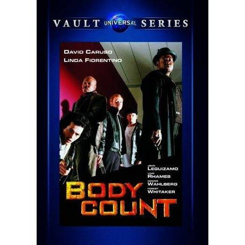 Body Count (DVD) - image 1 of 1