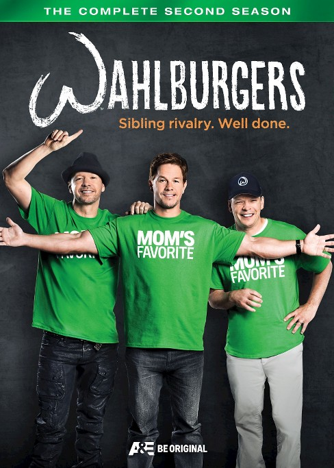Wahlburgers:Season 2 (DVD) - image 1 of 1
