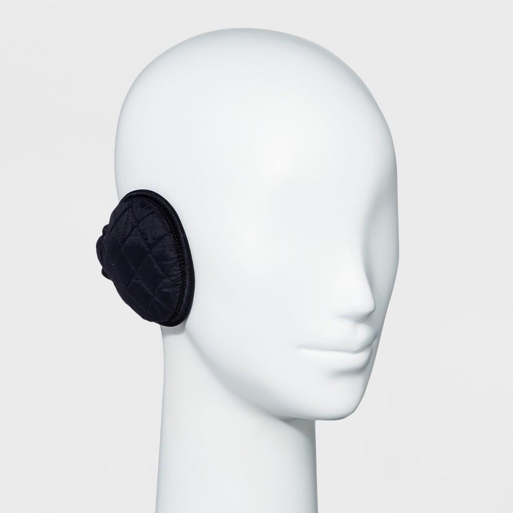 Degrees by 180s Women's Puffy Ear Warmer - Black