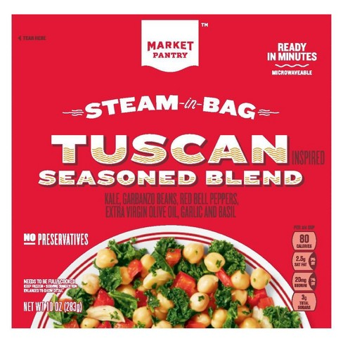 Frozen Tuscan Mixed Vegetable Blend 10oz - Market Pantry™ - image 1 of 1