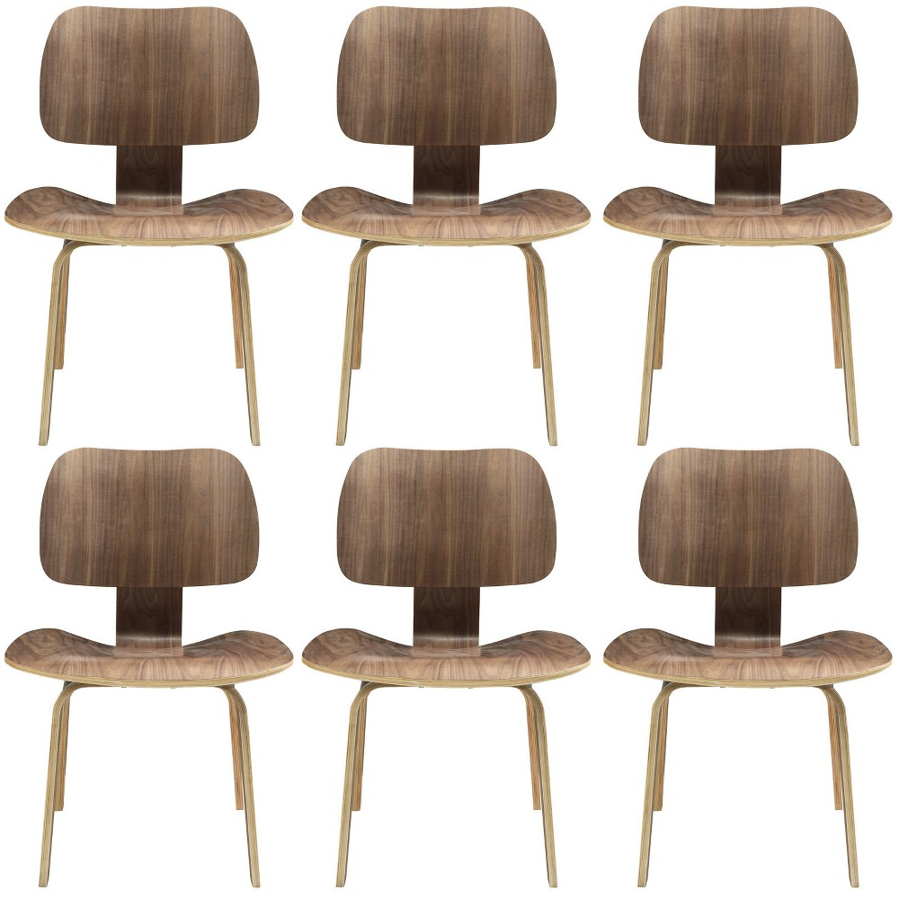 Fathom Dining Chairs Modway