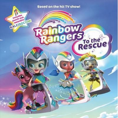 Rainbow Rangers: To the Rescue - by  Summer Greene (Paperback)