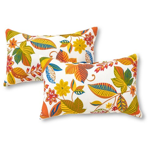 Outdoor Accent Pillow Set - Esprit - Greendale Home Fashions - image 1 of 3