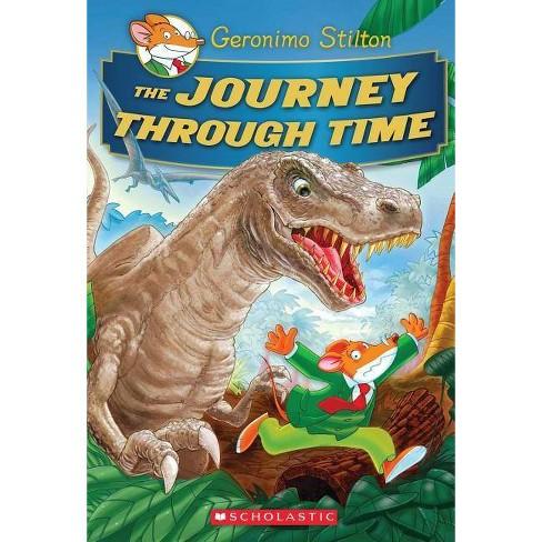 The Journey Through Time - (Geronimo Stilton Special Edition) by  Geronimo Stilton (Hardcover) - image 1 of 1