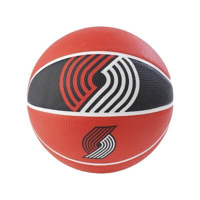 "NBA Portland Trail Blazers Spalding Official Size 29.5"" Basketball"